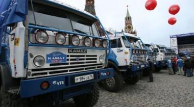 КАМАЗ примет участие в ралли «Дакар-2009»
