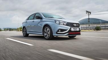 Lada Vesta Sport: старт продаж и цена