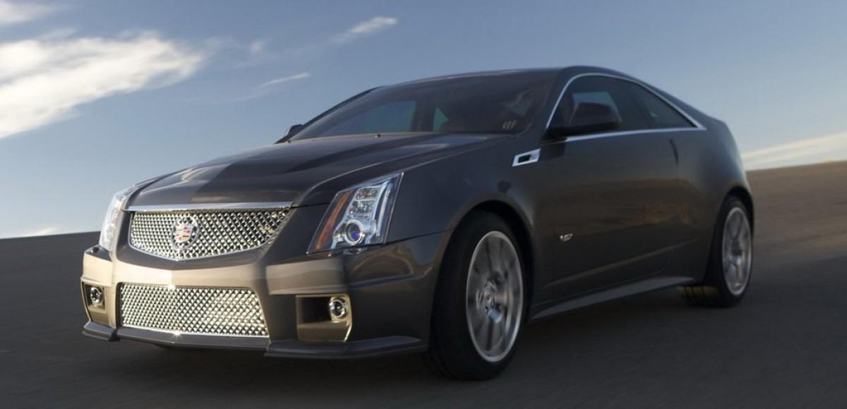 Cadillac CTS: прогрессивный американец