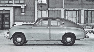 70 лет «Победы»: история ГАЗ-М-20