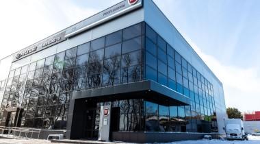 В Новосибирске открылся дилерский центр Fiat Professional