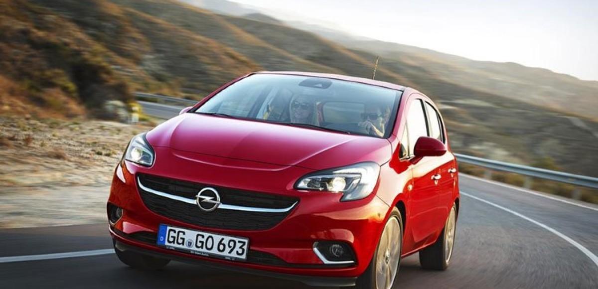 Opel Corsa. Главное внутри