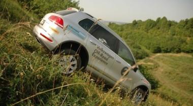В Санкт-Петербурге состоялась внедорожная премьера Volkswagen Touareg
