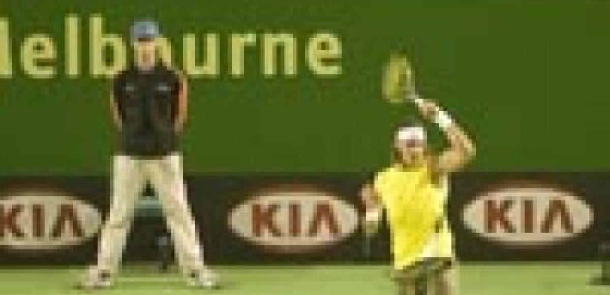 Kia приглашает на Australian Open