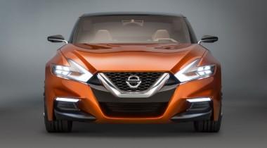 Вектор развития. Nissan Sport Sedan