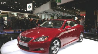 Новые цены на автомобили Toyota и Lexus