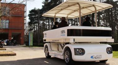 В продаже появился первый самоуправляемый автомобиль