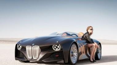 BMW представила карбоновый концепт 328 Hommage