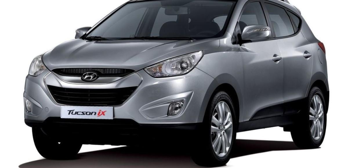 Hyundai Tucson и ix35 – отец и сын