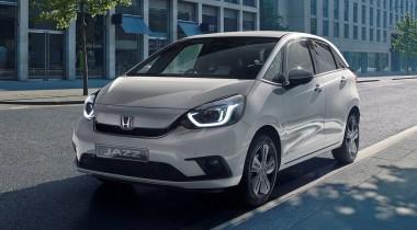 Новое поколение Honda Jazz: только для Европы и Японии