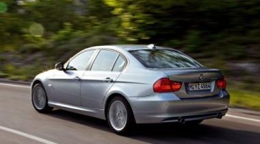 BMW 3-Series (E90). Фейслифт