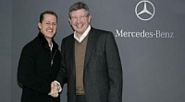 Браун защищает Шумахера: «Он оставил Рубенсу достаточно места»