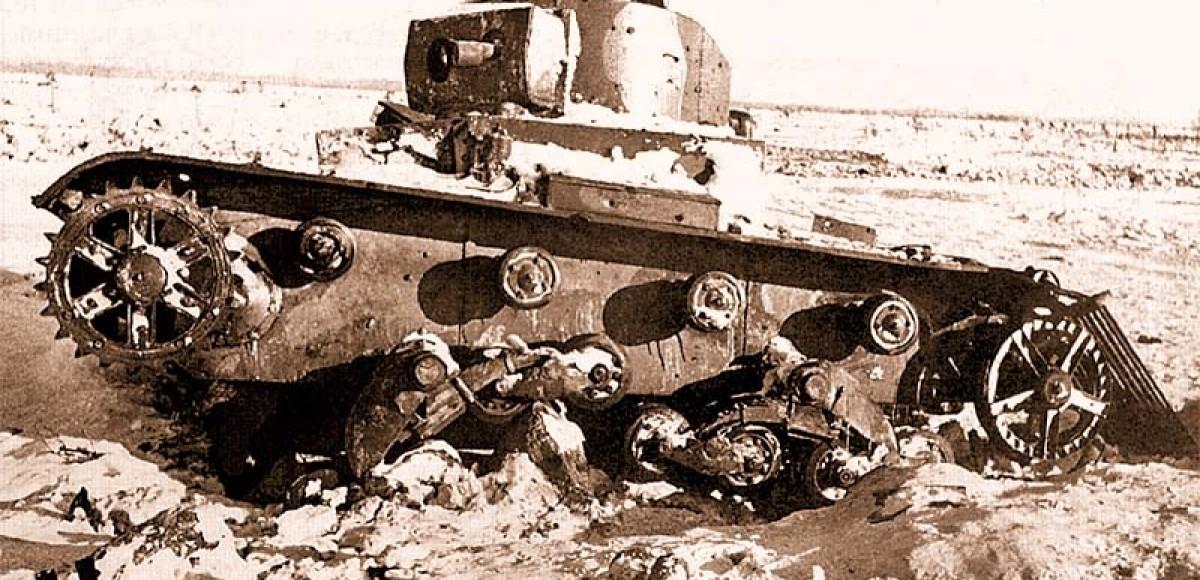Телетанки: боевые роботы СССР