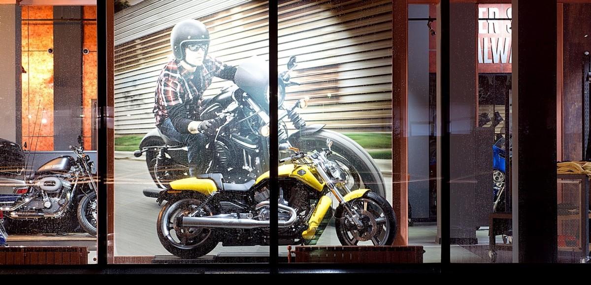 Harley-Davidson в Нижнем Новгороде