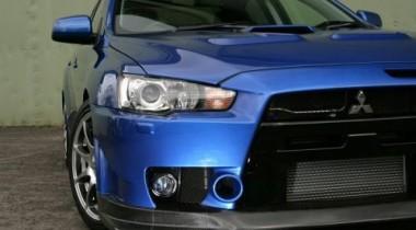 Самым угоняемым в России автомобилем считается Mitsubishi Lancer X