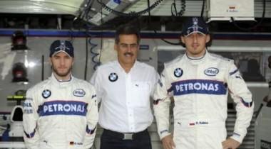 BMW уходит из Формулы-1
