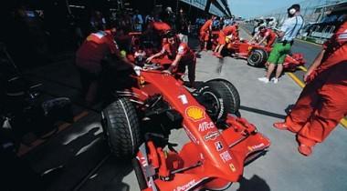 «Формула 1». Игра на деньги