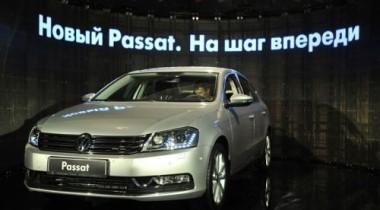 Volkswagen Passat восьмого поколения появится в 2014 году