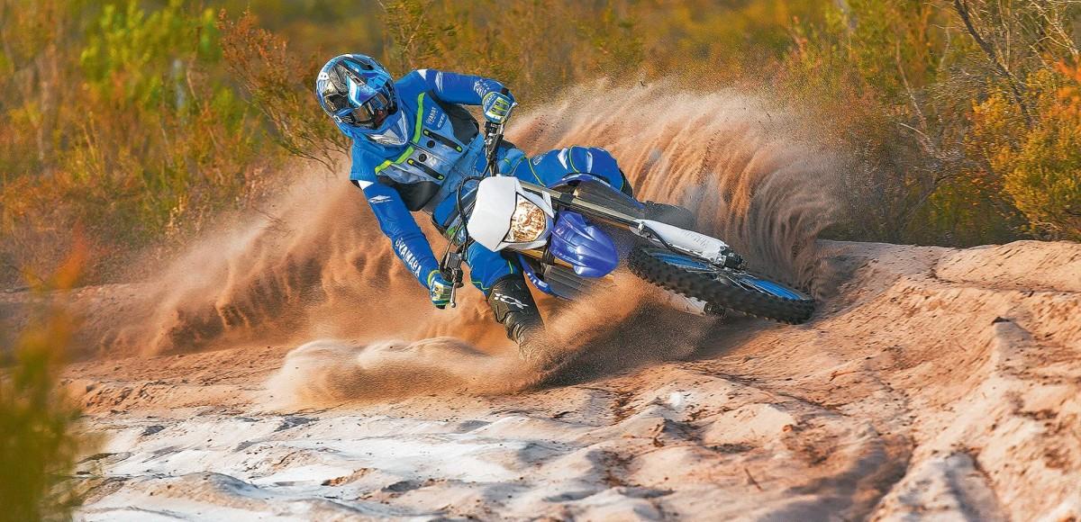 Тест Yamaha WR450F. Король бездорожья