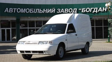 Украинский «Богдан» смастерил пикап из «Лады» десятого семейства