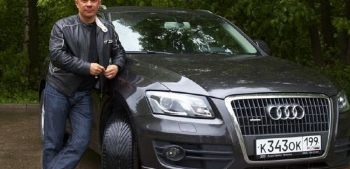 В Москве стартовал благотворительный пробег на автомобилях Audi