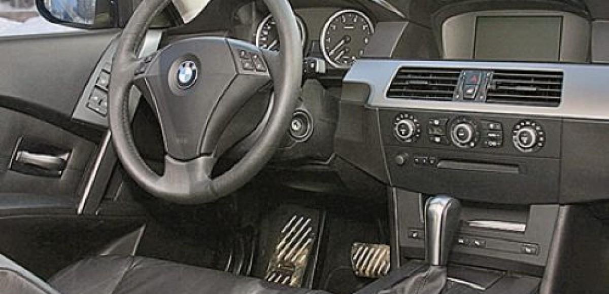 BMW 525i. Пять процентов