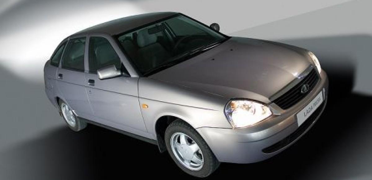 Lada Priora получила новый мотор