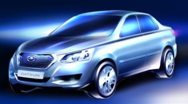 Скоро будет представлена первая серийная модель Datsun для России
