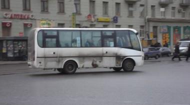 В Москве отправили на свалку 70 «маршруток»