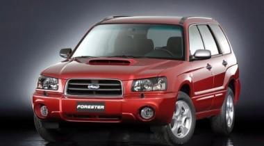 Subaru Forester Turbo Sport. Лесной брат