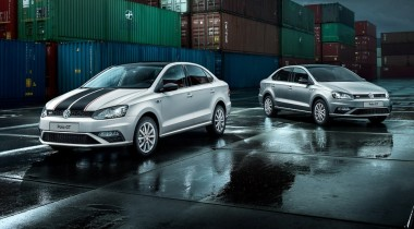 Volkswagen Polo GT: «горячий» седан для России