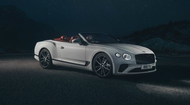 "Bentley Continental GT Convertible: 19 секунд и ""твидовая"" крыша"