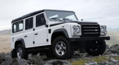 Land Rover приступил к работе над новым Defender
