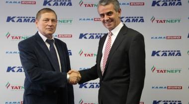 Marangoni  и «Татнефть» договорились о сотрудничестве