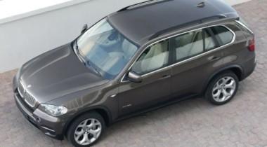 Обновленный BMW X5 появится в Европе 5 июня 2010 года