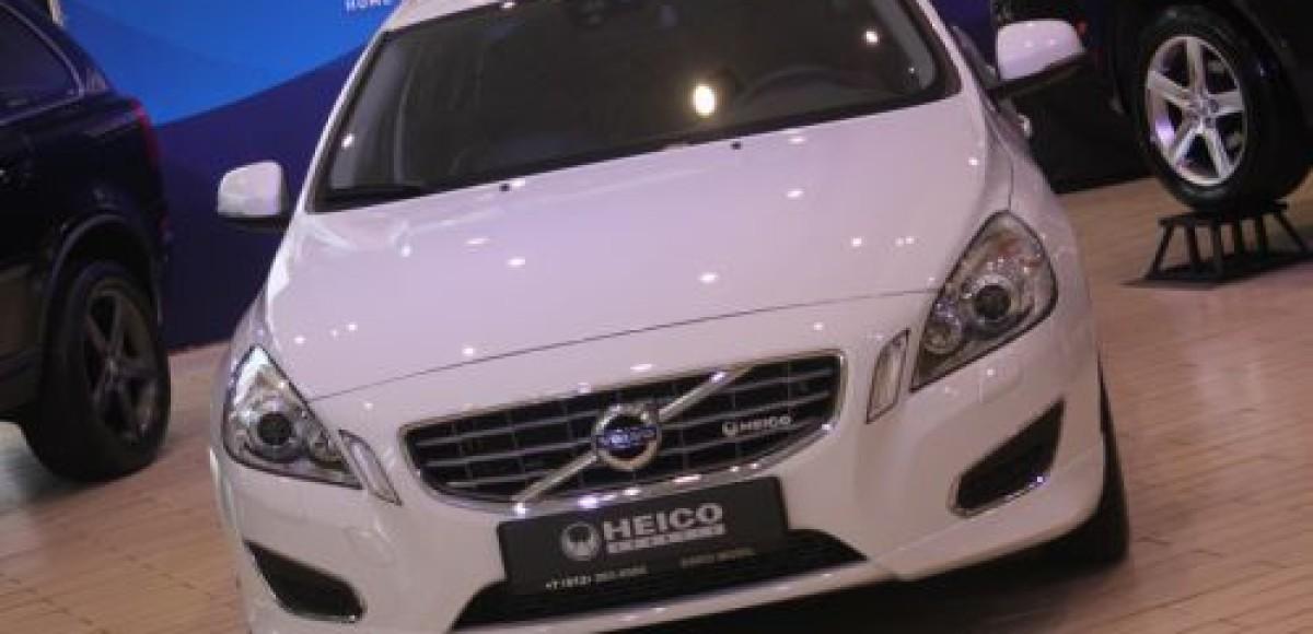 Эксклюзивный тюнинг для всех моделей Volvo