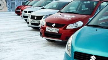 Suzuki рассчитывает на долю в 2% на рынке России