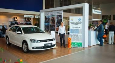 Фольксваген Центр Лахта и Фольксваген Центр Пулково представили новую Volkswagen Jetta