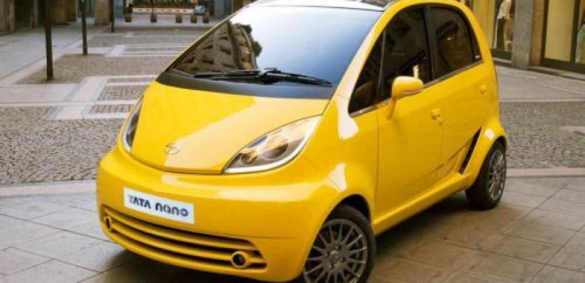 Tata Motors запускает полномасштабную программу отзыва Nano