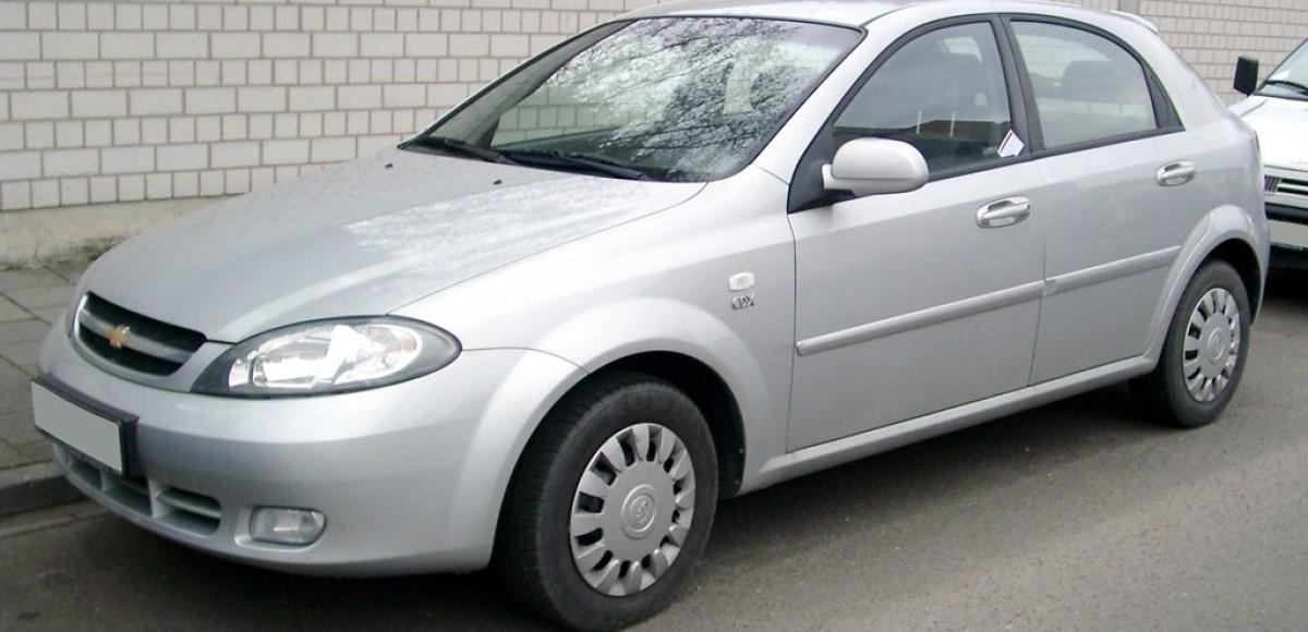Chevrolet Lacetti – корейский С-класс