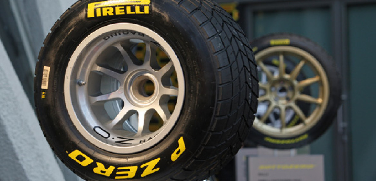 Компания Pirelli представила автоспортивные программы на 2013 год