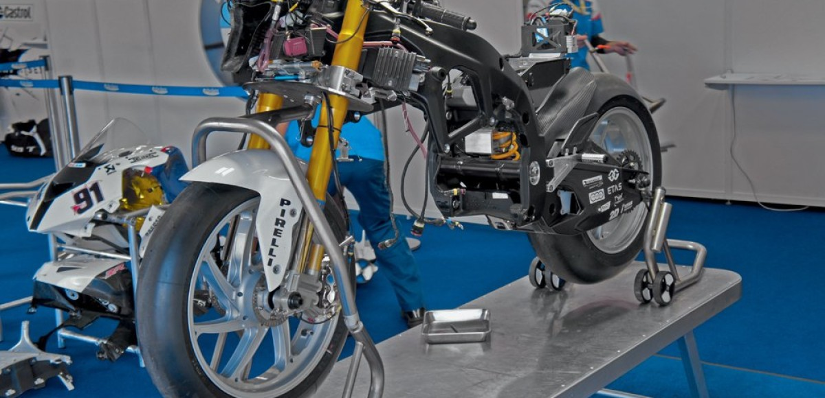 World Superbike. Кронпринц мотогонок