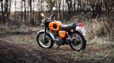 Stels ATV800 Guepard. Звериный дух