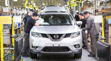 Сделано в России: как собирают Nissan X-Trail
