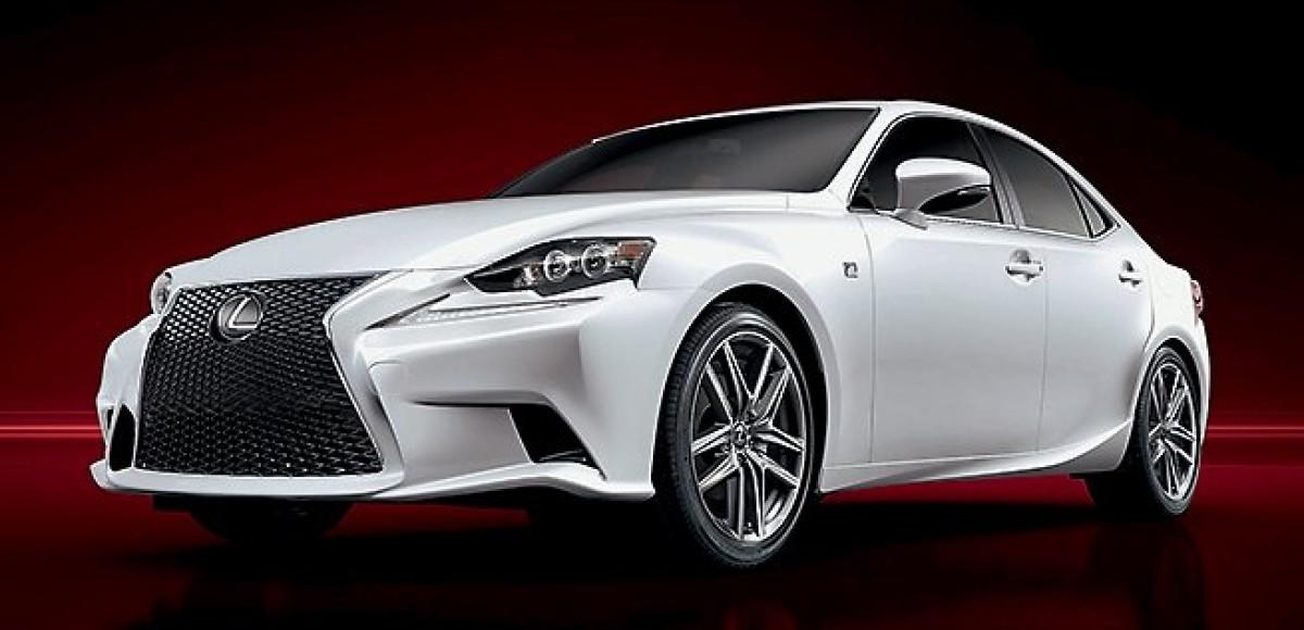 Lexus IS. Солянка