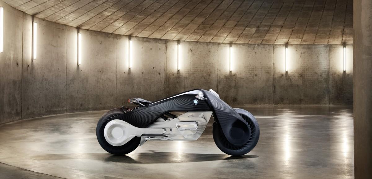 BMW VISION NEXT 100: будущее грядет