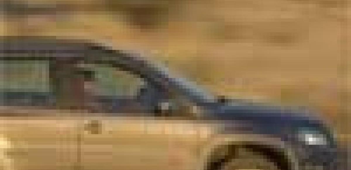 Первые шаги VW Tiguan