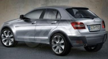 Mercedes-Benz разрабатывает новую модель