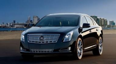 Компания Cadillac представила XTS 2013 модельного года