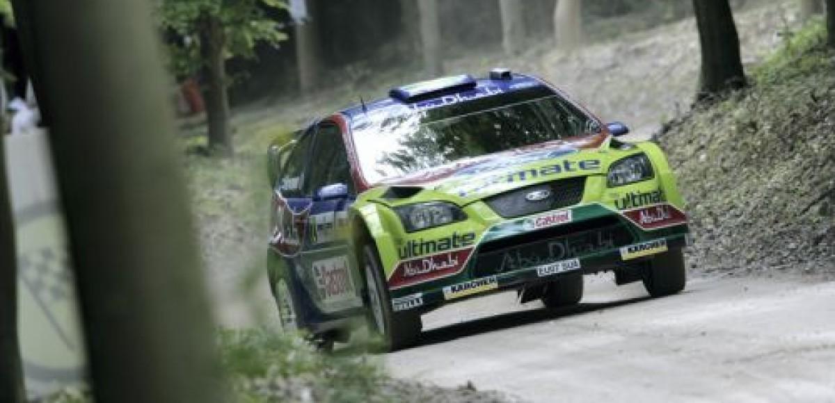 WRC. Финское «дерби» пилотов Ford